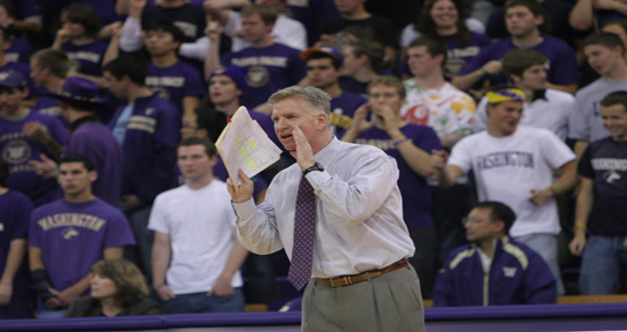 Jim McLaughlin Head Womens Volleyball Coach University of Washington