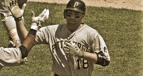 Neil Walker Infielder For Major League Baseball's Pittsburgh Pirates