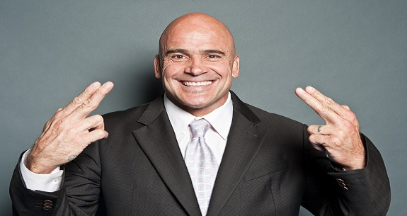Bas Rutten UFC Heavyweight Champion And UFC Hall Of Famer